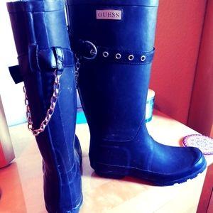 Guess muck/rain boots